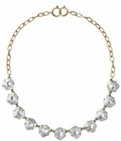 Gold Somervell Necklace: Was £45 now £20