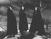 three witches that told the prophecy