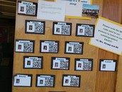 QR Code Idea for Classroom/Open House