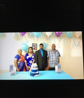 My Grandparents and my dad`s youngest brother
