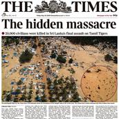 News Article of Massacre Sprees