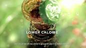 Minder calorieën!