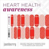 Heart Health Awareness Wraps!