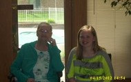 Mackenzie and her great grandma