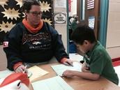 Setting new goals in kindergarten!