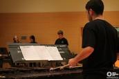 CMS Percussion Ensemble