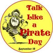 Dress Like  A Pirate!