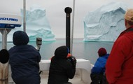 Ice burg Viewing