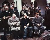 Ялтинская (Крымская) конференция (4 - 11 февраля 1945)