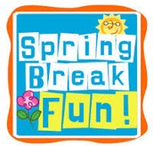 Monday - Friday, March 16-20th, Spring Break