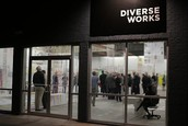 What is DiverseWorks?