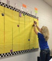 And the Data Wall is UP!