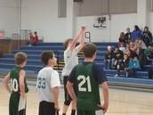 JH Boy's 2014 Basketball Season