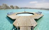 La piscina mayor grande en el mundo