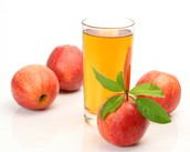 Le jus de Pomme