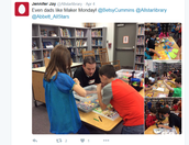 Maker Monday is a hit for everyone!