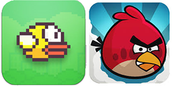Which one is better; Flappy Bird vs Angry Birds?