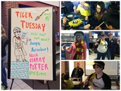 Harry Potter Tiger Tuesday