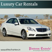 Start your voyage with primo luxury car rentals on tap