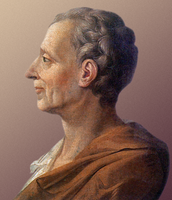 Montesquieu Side view