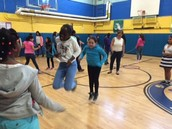 Girls Just Want to Have Fun - Northern Parkway School