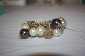 Audrey Cluster Bracelet~$34