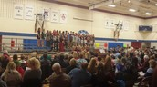 7th and 8th grade choir