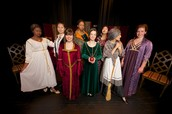 Female Characters in Shakespeares plays
