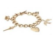Wonderlust Charm Bracelet