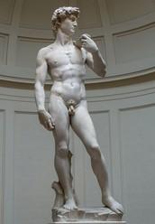 פסל דוד.