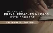 Pastor Appreciation Week