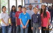 GTA Students Attend Young Inventors' Showcase at the University of Houston