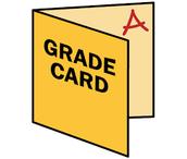 Grade Cards Go Home - Thursday, May 19