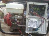 Motor generador