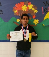 UIL Academic Winner!