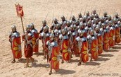 The Ancient Roman Military