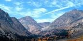 Sierra Nevada Moutains