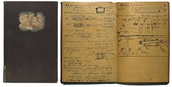 Curie's Notebook