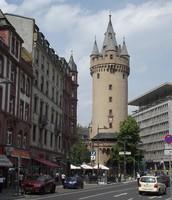 Eschenheim tower