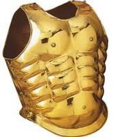 Muscle Brass Armor