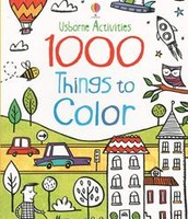 1000 Things to Color