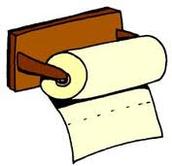 Paper Towel Rolls Needed