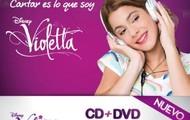 VIOLETTA - CANTAR ES LO QUE SOY. CD+DVD