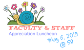 On Wednesday, May 6 Sparkman PTO will host lunch for the faculty and staff at Sparkman 9.