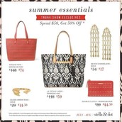 JULY TRUNK SHOW EXCLUSIVE OFFERS (TSEO)