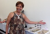 Thank you Barbara for hosting an amazing trunk show!