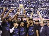 Duke Men's Basketball Wins NCAA