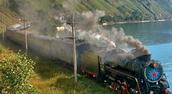 Trans~Siberian Railroad