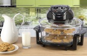 Baking Cookies With a Halogen Oven