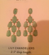 Lily Chandeliers